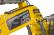 RC pásový žeriav s drapákom, 2,4 GHz