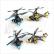 Súbojové RC vrtuľníky WL Toys S626