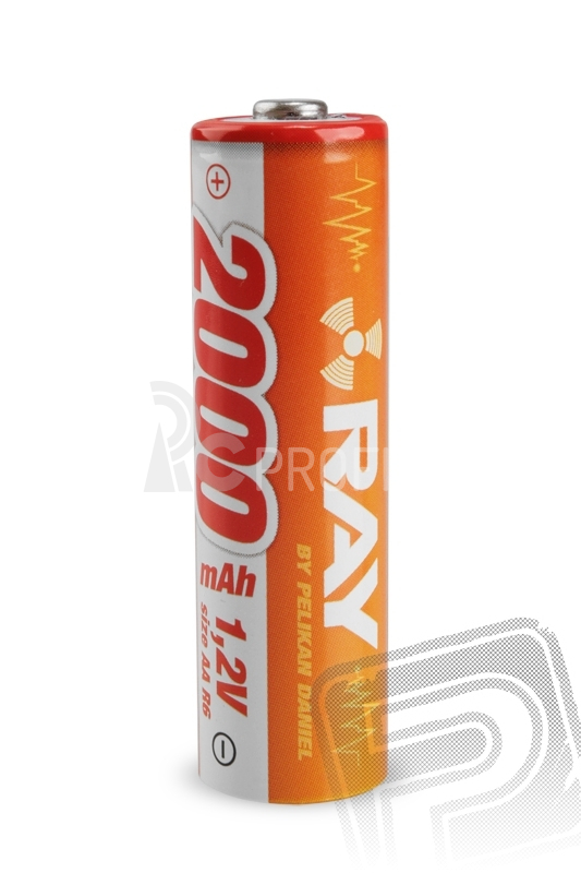 1.2 V 2000 mAh RAY Long AA