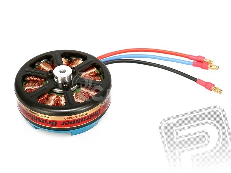 333071 elektromotor Funcopter V2 Himax C6310-0250