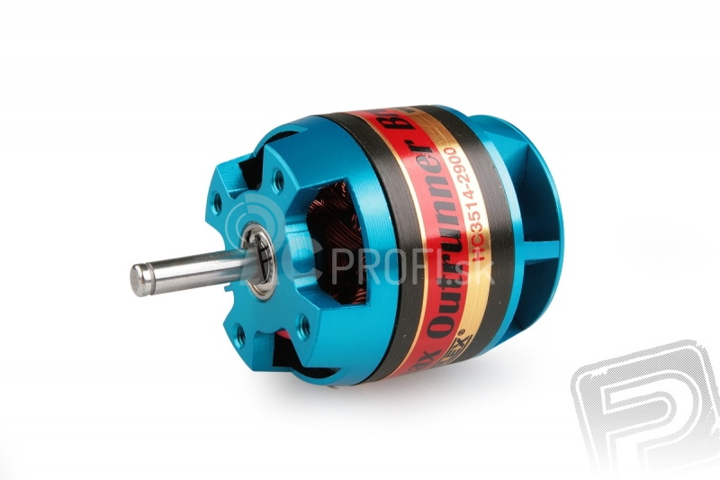 333091 outrunner E- motor Himax C3514-2900