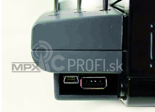 45701 PROFI TX 12 M-link samotný vysílač 2,4 GHz