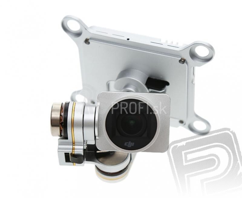 4K kamera se závěsem (Phantom 3)