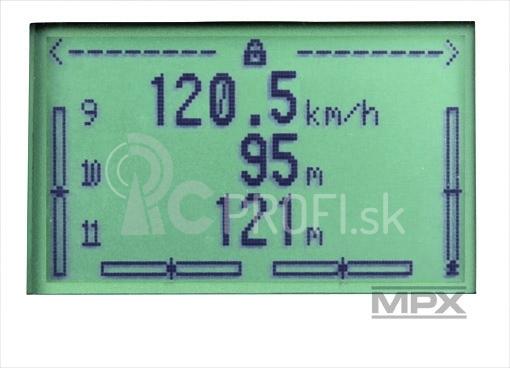 85417 GPS senzor pre telemetrické prijímače M-Link