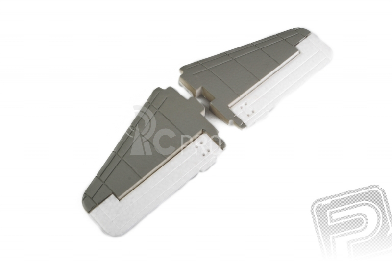 A1D Skyraider (Baby WB) - výškovka