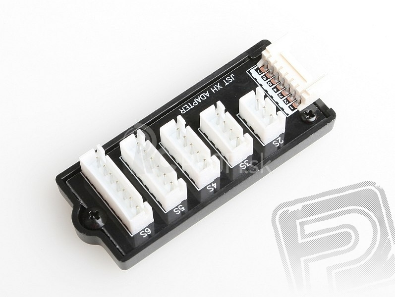 Adaptér balanceru (deska) 6čl. Raytronic JST-XH (Align, DualSky)