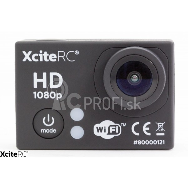 Akčná Full HD kamera 12MP s WiFi a ČESKÝM MENU