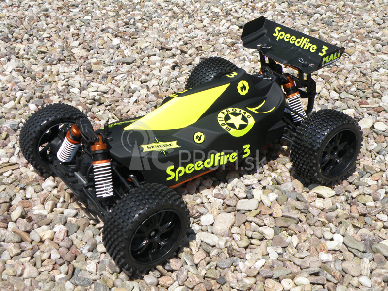 RC auto SpeedFire 3 XL