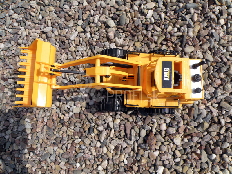 RC bagr RE-6801A 5ch bulldozers