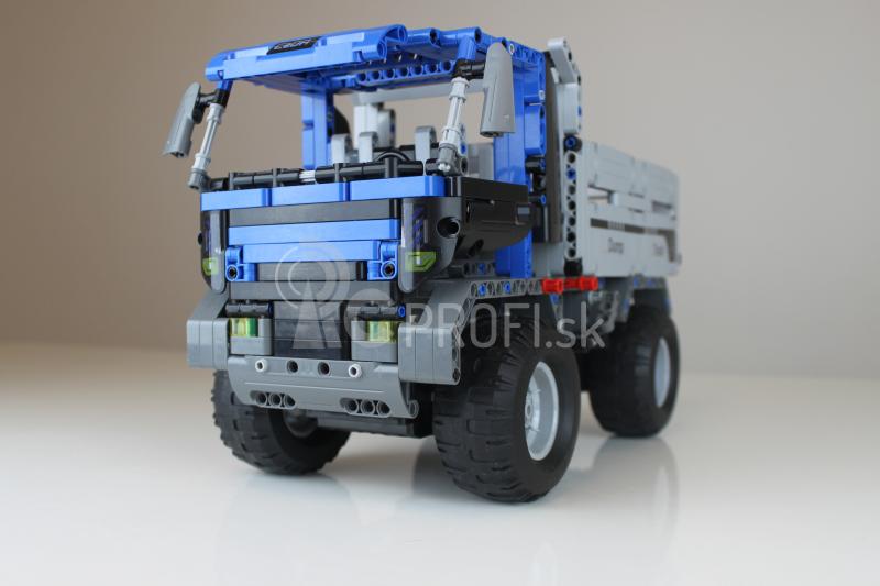 RC stavebnica Dump Truck