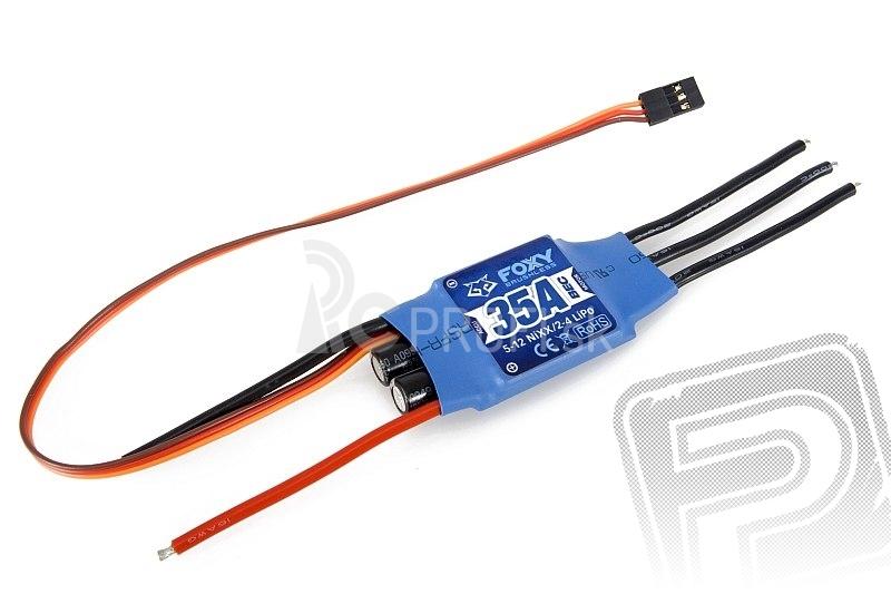 Combo set FOXY G2 C2216-1500   FOXY 35A regulátor
