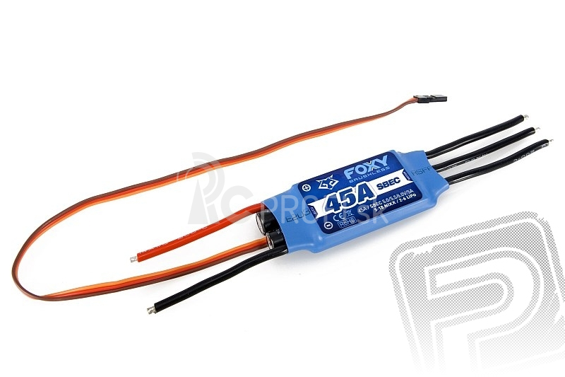 Combo set FOXY G2 C2814-1100   FOXY 45A regulátor