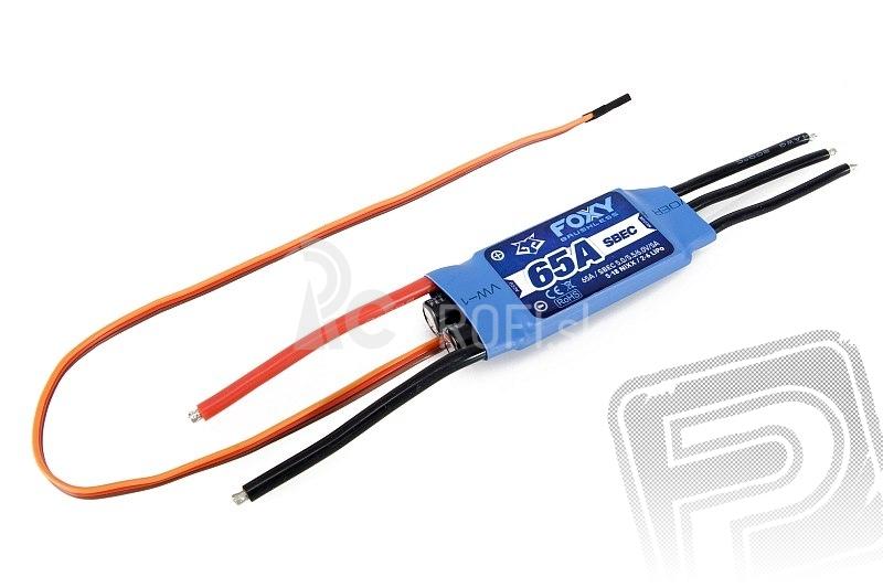 Combo set FOXY G2 C2826-900   FOXY 65A regulátor