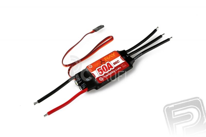 Combo set RAY B3656/09   RAY R-50SB 50A regulátor