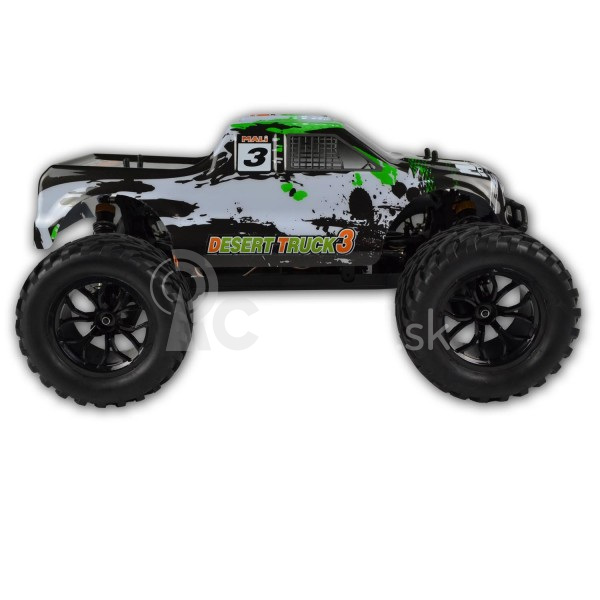 RC auto DesertTruck 3 RTR, brushed, waterproof