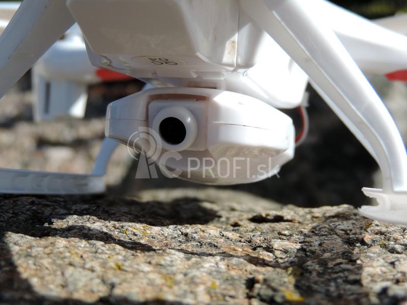 RC dron KD-60 s HD kamerou a gimbalom