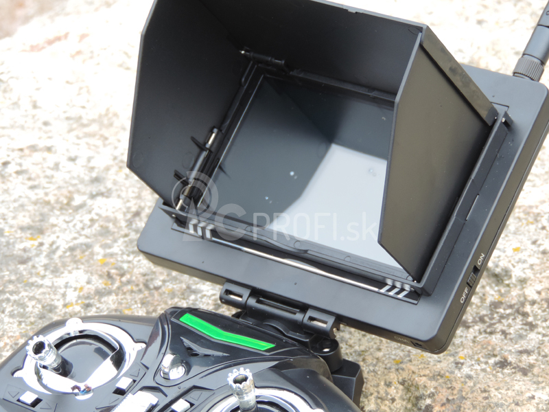 RC dron Skywatcher PRO + hliníkový kufor