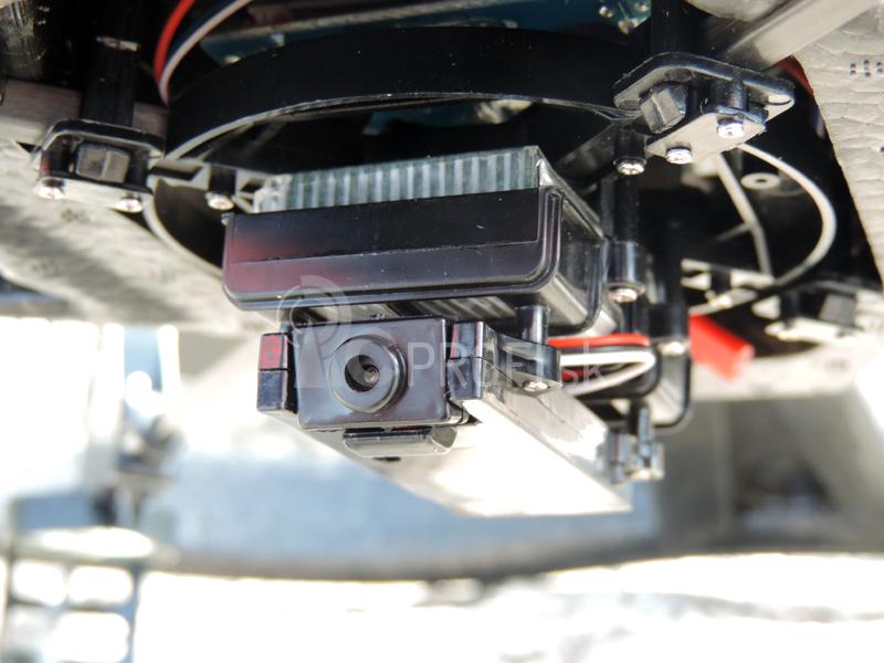 RC dron UFO INTRUDER s kamerou