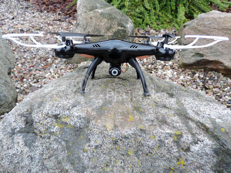 Dron Syma X5SW PRO, čierna