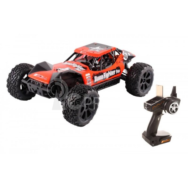 RC auto DuneFighter PRO brushless