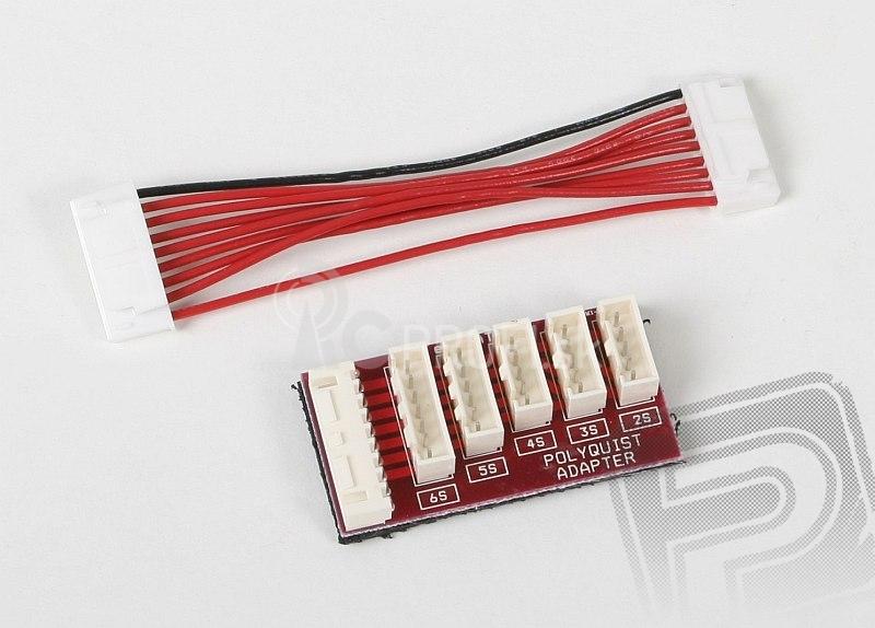 EAC133 adapter BC-8 pro PolyQuest/E-Tech