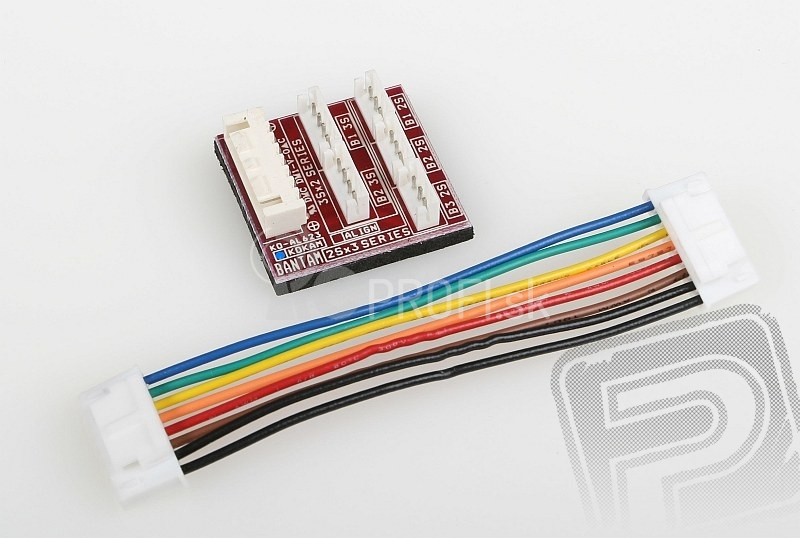 EAC148 MULTI adapter PB-6/BC-6 pro RCsyst/KOKAM/GRAUP