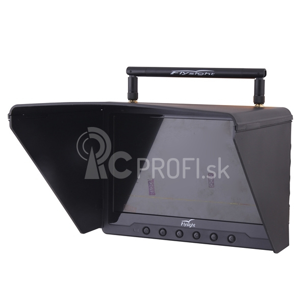 FPV - monitor (dlhý dosah)