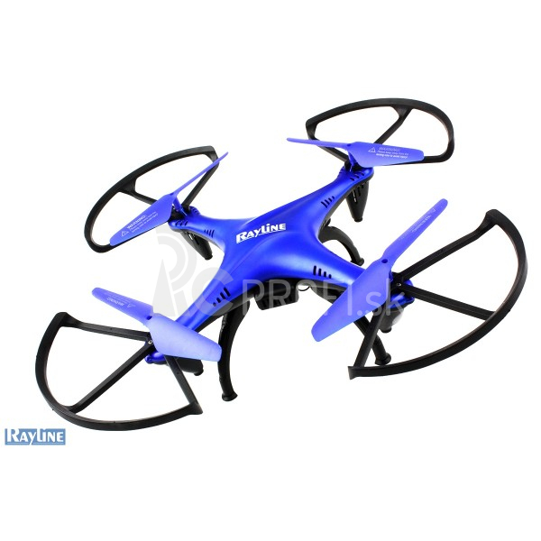 RC dron Funtom 6 Wifi 720p