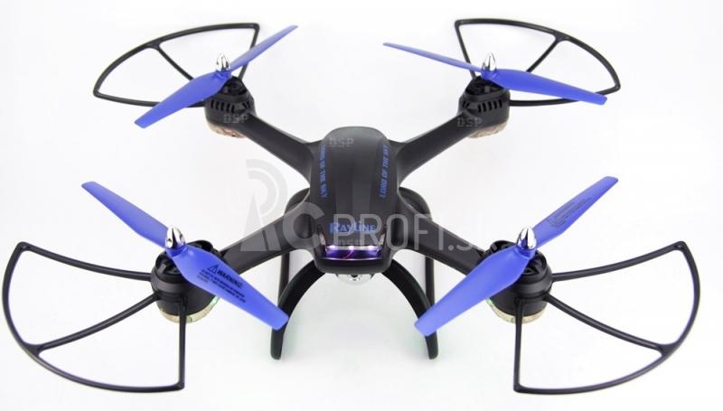 RC dron Funtom 9 WIFI FPV kamera