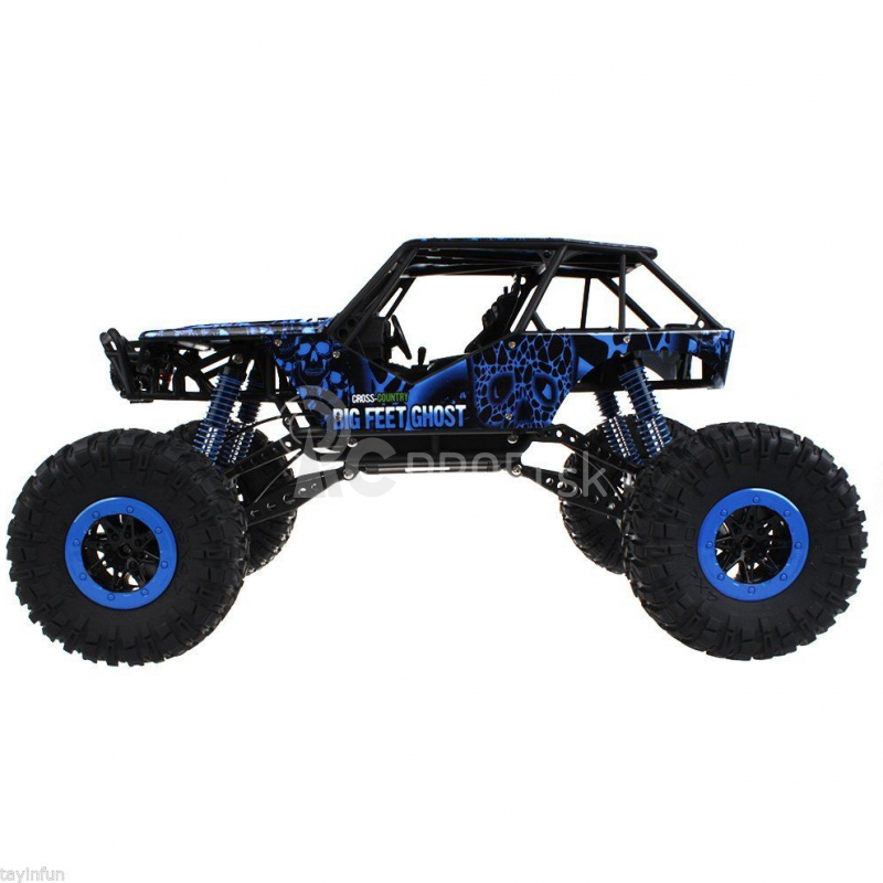 RC auto Rock Crawler 1:10, modrá
