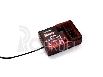 Himoto - 3 kanálový 2,4 GHz prijímač