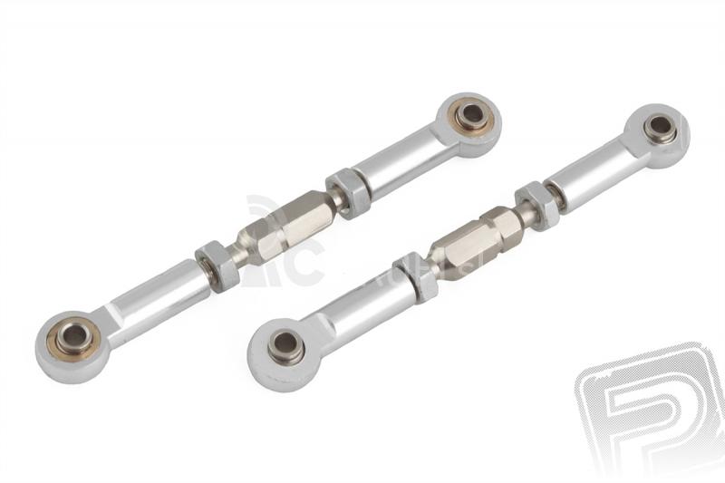 Hliníková spojovačka riadenia pre MT/XB (2 ks)