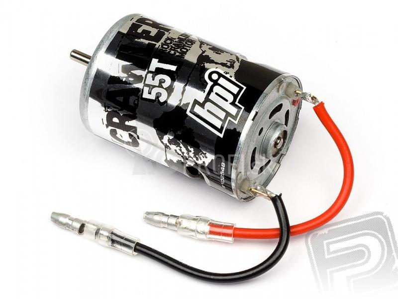 HPI - CRAWLER motor 55závitový