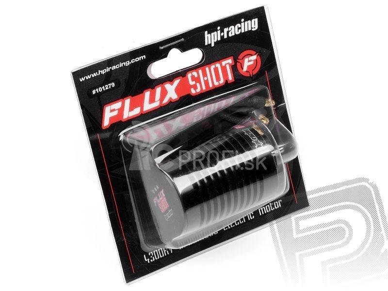 HPI - FLUX SHOT 4300Kv motor