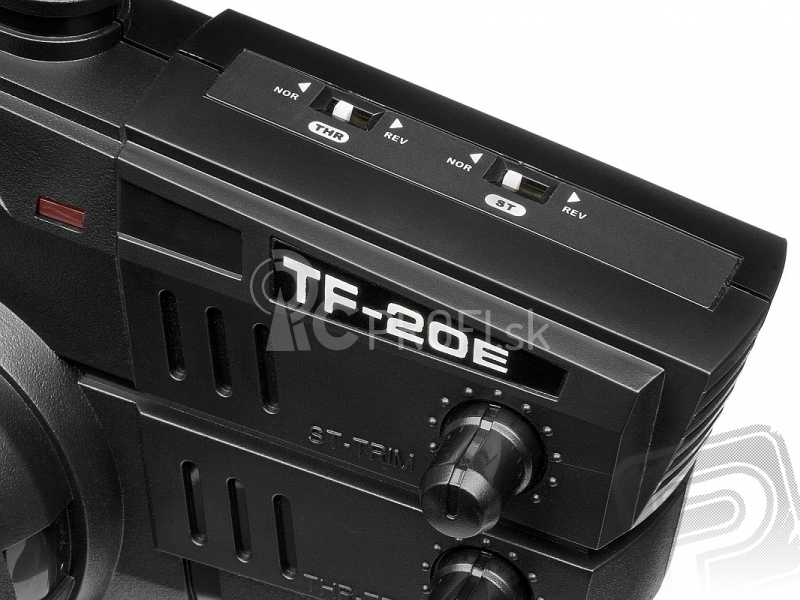 HPI TF-20E 2.4GHz vysílač (2kanál)