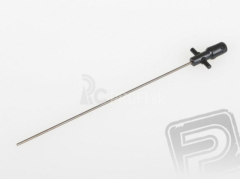 Hriadeľ horného rotora - V4 COLIBRI, Solo V1