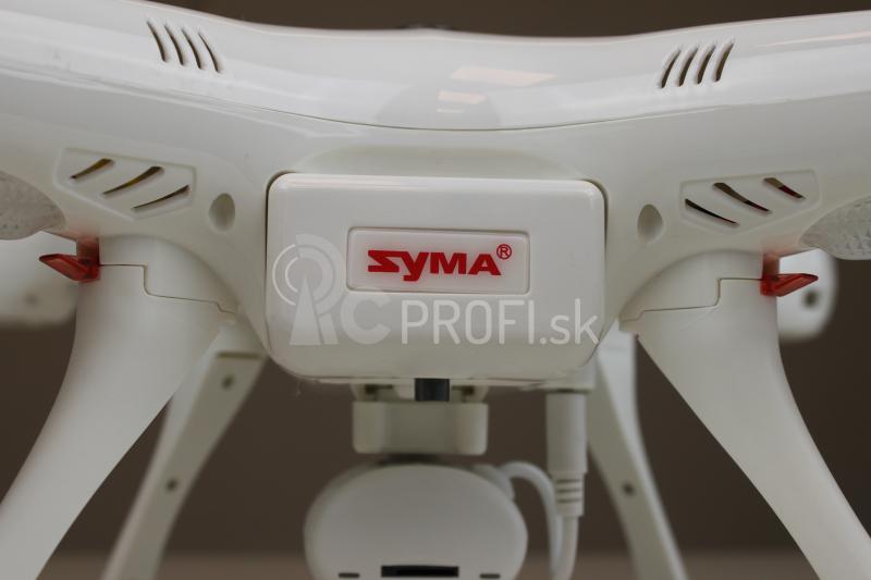 Dron Syma X8PRO, biela
