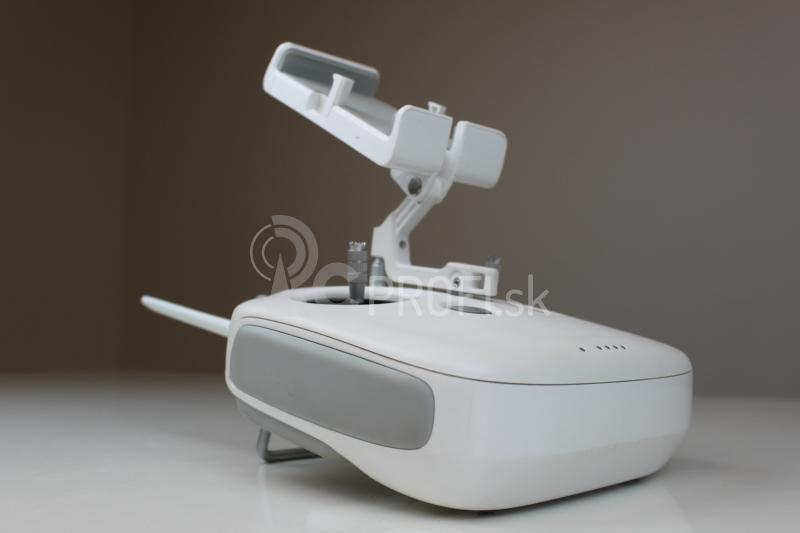 BAZÁR - RC dron DJI Phantom 3 Professional (3x aku)