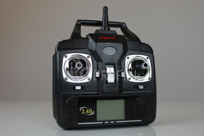 RC dron Syma X5SW PRO, biela