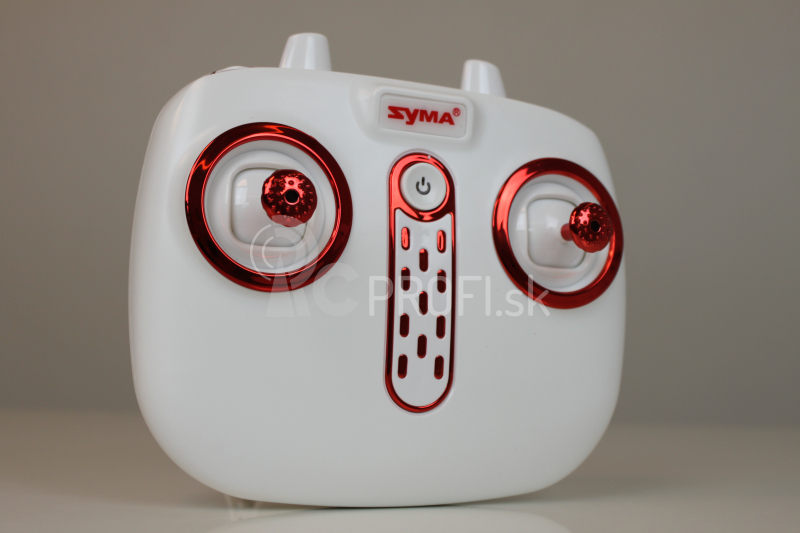 RC dron Syma X5UW-D, biela