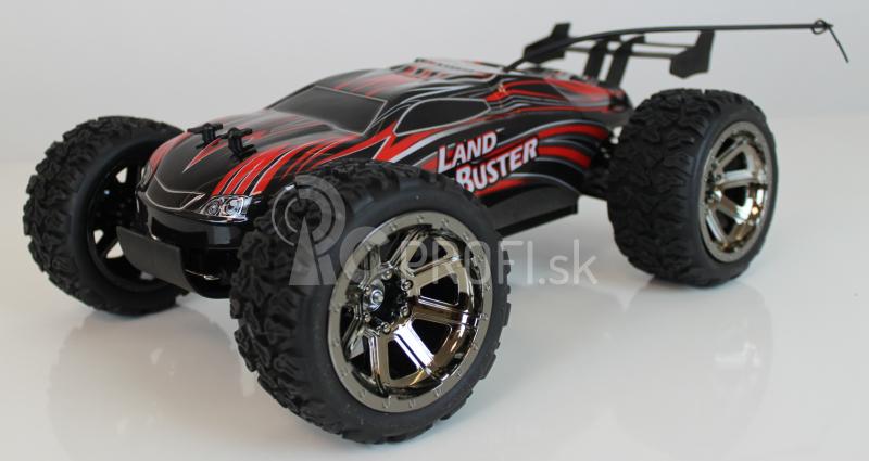 RC auto Buster Truggy, červená