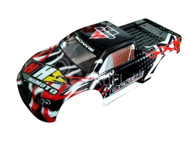 Karoséria lakovaná Himoto Monster Truck 1:10 (čierna)