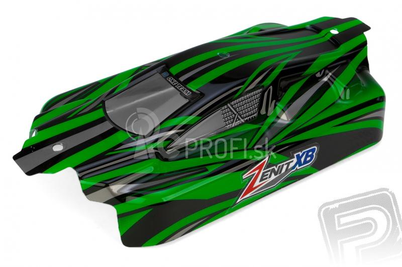 Karoserie lakovaná pro Zenit XB zelená