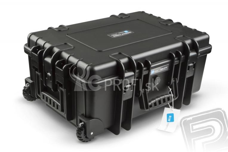 Kufr pro DJI Phantom 3 na kolečkách