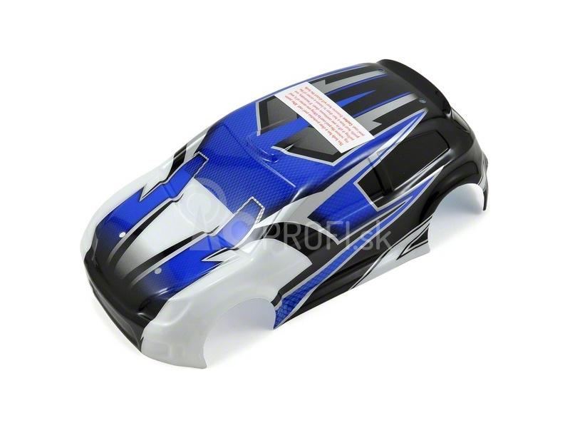 LaTrax Rally - Modrá karosérie, samolepky