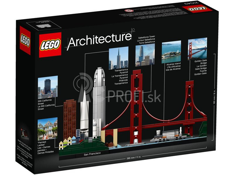 LEGO Architecture – San Francisco