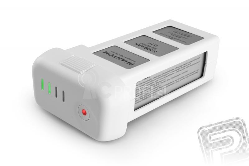 LiPo 5200 mAh, 11.1 V akumulátor (Phantom 2)