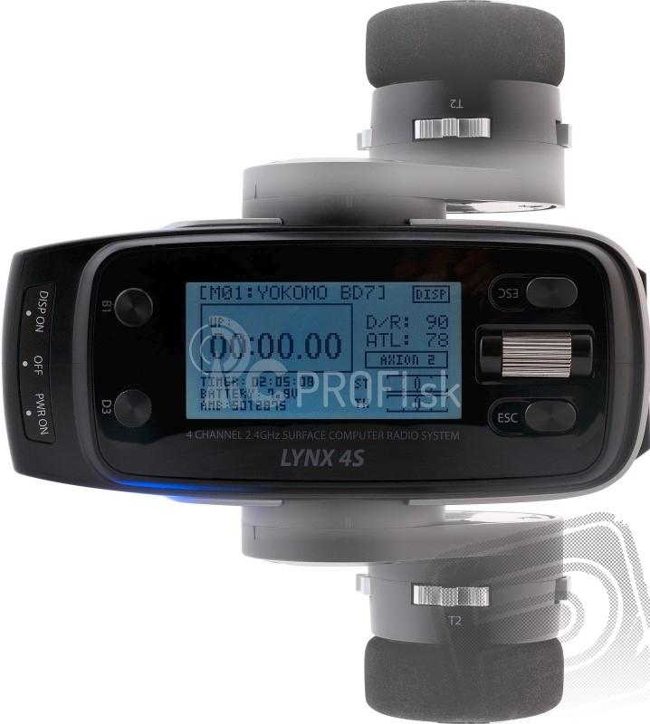 LYNX 4S 2,4 GHz   RX Proton 4