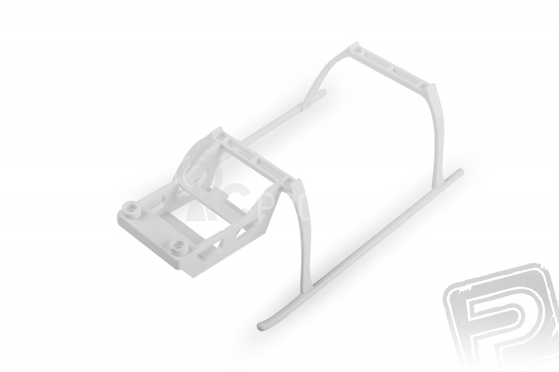 Lyžiny podvozka - biele (Solo Pro 125)