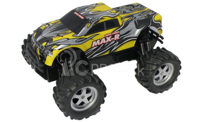 RC OFF-ROAD MAX-R 1:14, žltá